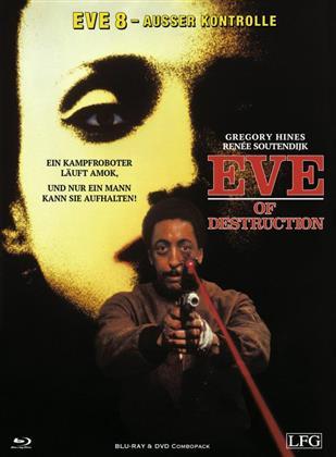 Eve of Destruction - Eve 8 - Ausser Kontrolle (1991) (Cover C, Edizione Limitata, Mediabook)