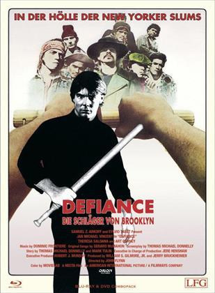 Defiance - Die Schläger von Brooklyn (1980) (Cover C, Limited Edition, Mediabook)