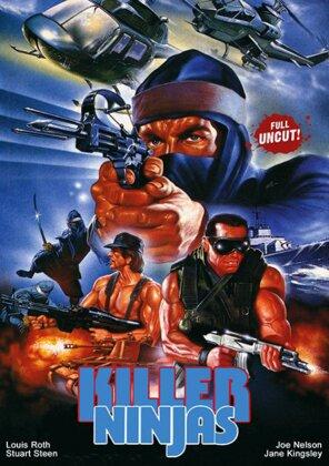 Killer Ninjas (1984) (Uncut)