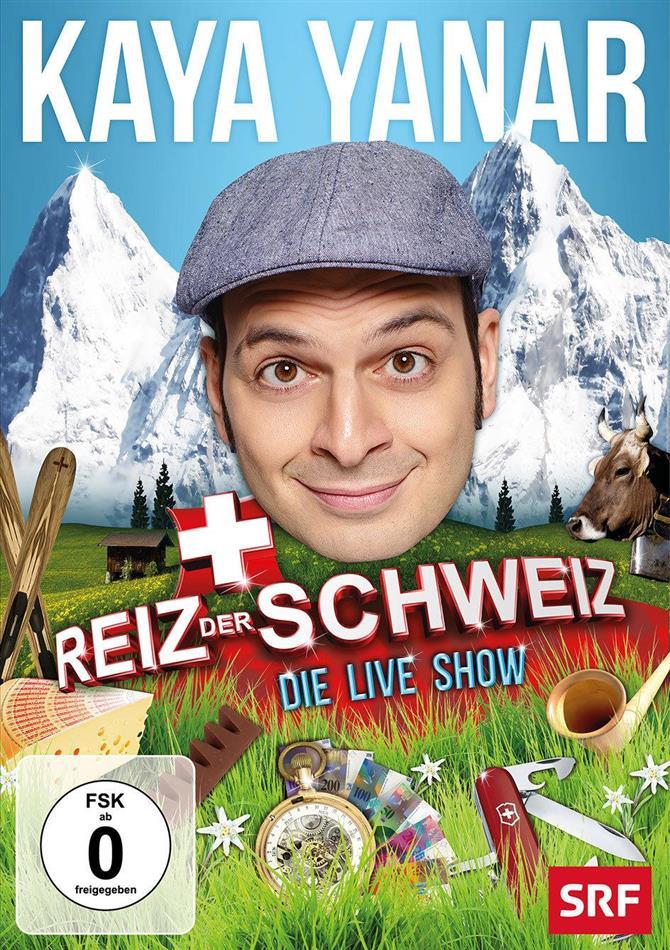 Kaya Yanar - Reiz der Schweiz - Die Live Show