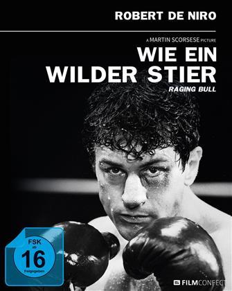 Wie ein wilder Stier (1980) (Limited Edition, Mediabook)