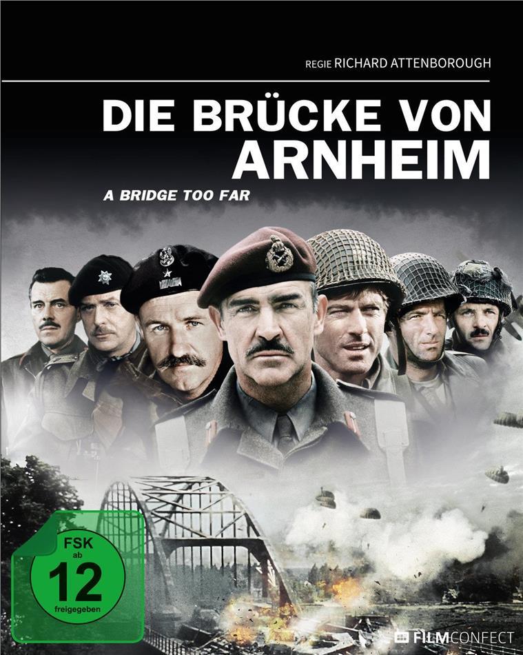 Die Brücke von Arnheim (1977) (Filmconfect Essentials, Limited Edition, Mediabook)