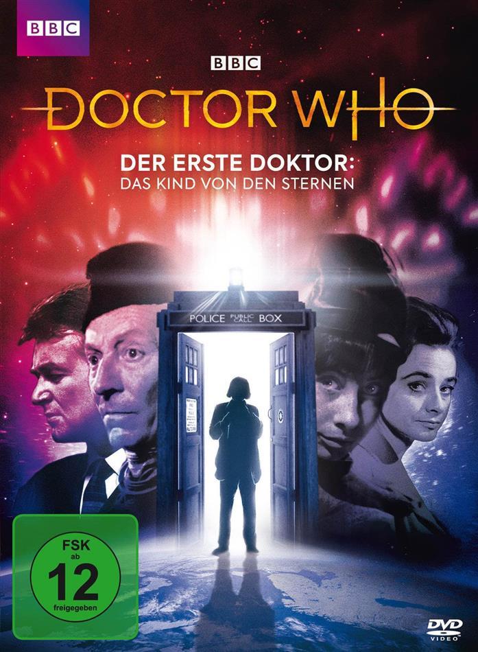 Doctor Who - Der Erste Doktor: Wie alles begann - Das Kind von den Sternen (Digipack)