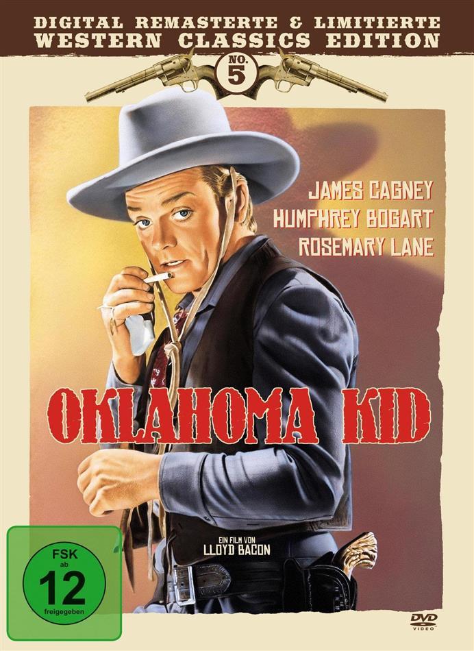 Oklahoma Kid (1939) (Limited Edition, Mediabook, Remastered)