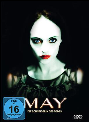 May - Die Schneiderin des Todes (2002) (Cover B, Collector's Edition, Limited Edition, Mediabook, Blu-ray + DVD)