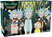 Rick and Morty: Close Rick-Counters of the Rick Kind - Kartenspiel (Englisch)