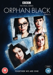 Orphan Black - Season 5 - The Final Season (BBC, 3 DVDs)