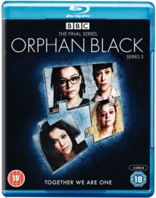 Orphan Black - Season 5 - The Final Season (BBC, 3 Blu-ray)