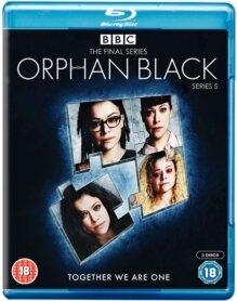 Orphan Black - Season 5 - The Final Season (BBC, 3 Blu-rays)