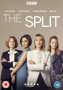 The Split - TV-Mini Series (2018) (BBC, 2 DVD)