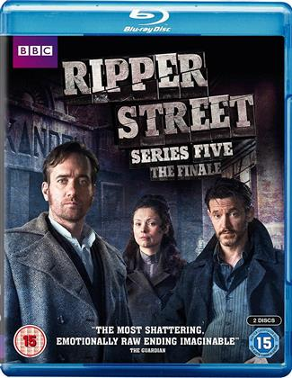 Ripper Street - Series 5 - The Finale (BBC, 2 Blu-rays)