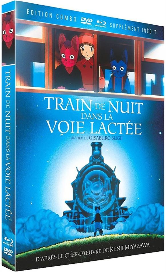 Train de nuit dans la voie lactée (1985) (Blu-ray + DVD)