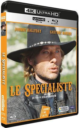 Le spécialiste (1969) (4K Ultra HD + Blu-ray)