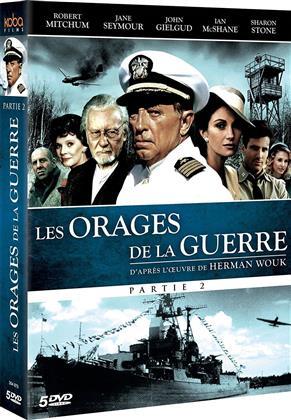 Les orages de la guerre - Partie 2 - Mini-série (5 DVDs)