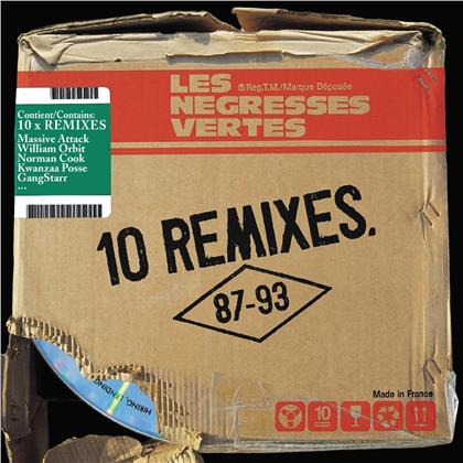 Les Negresses Vertes - 10 Remixes 87-93