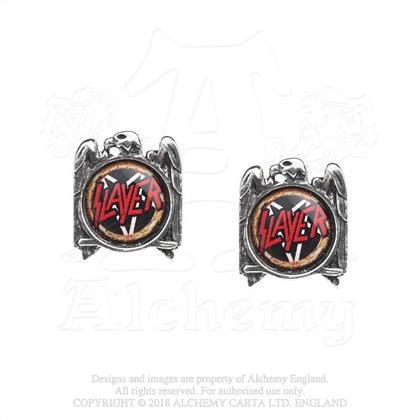 Slayer Stud Earrings - Eagle