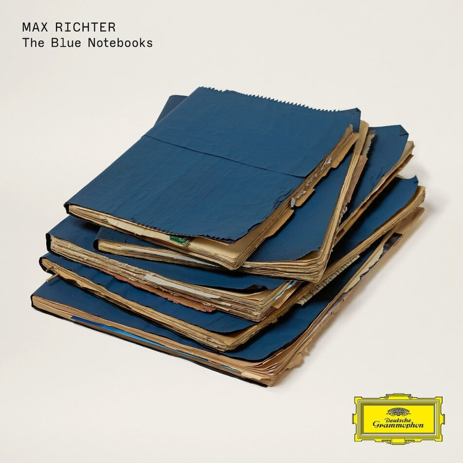 Max Richter - The Blue Notebooks - 15 Years (Erweiterte Neuausgabe, 2 LPs)