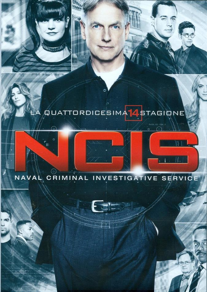 NCIS - Stagione 14 (6 DVDs)
