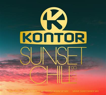 Kontor Sunset Chill 2018 (3 CDs)