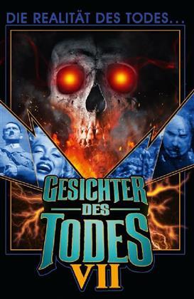 Gesichter des Todes 7 (1992) (Grosse Hartbox, Cover B, Uncut)