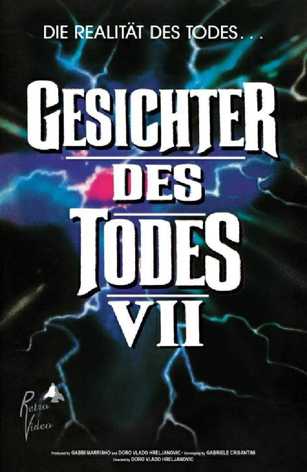 Gesichter des Todes 7 (1992) (Kleine Hartbox, Cover A, Uncut)
