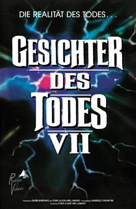 Gesichter des Todes 7 (1992) (Grosse Hartbox, Cover A, Uncut)