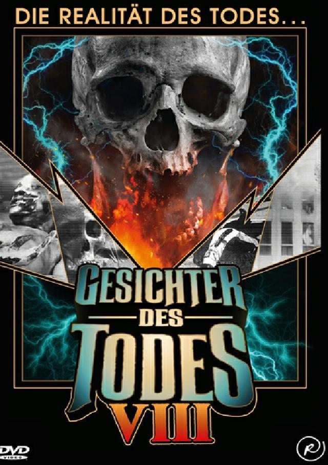 Gesichter des Todes 8 (1993) (Kleine Hartbox, Cover B, Uncut)