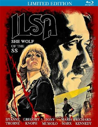 Ilsa - She Wolf of the SS (1975) (Cover B, Limited Edition, Uncut)