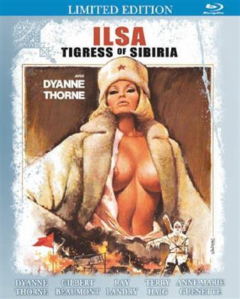 Ilsa - Tigress of Siberia (1977) (Cover B, Limited Edition, Uncut)
