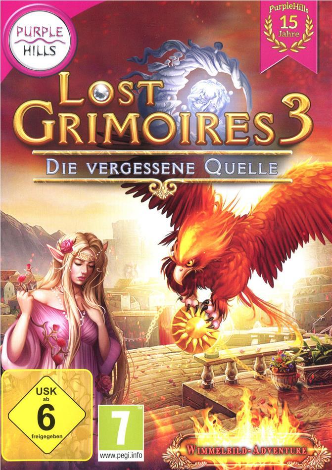 Lost Grimoires 3 - Vergessene Quelle