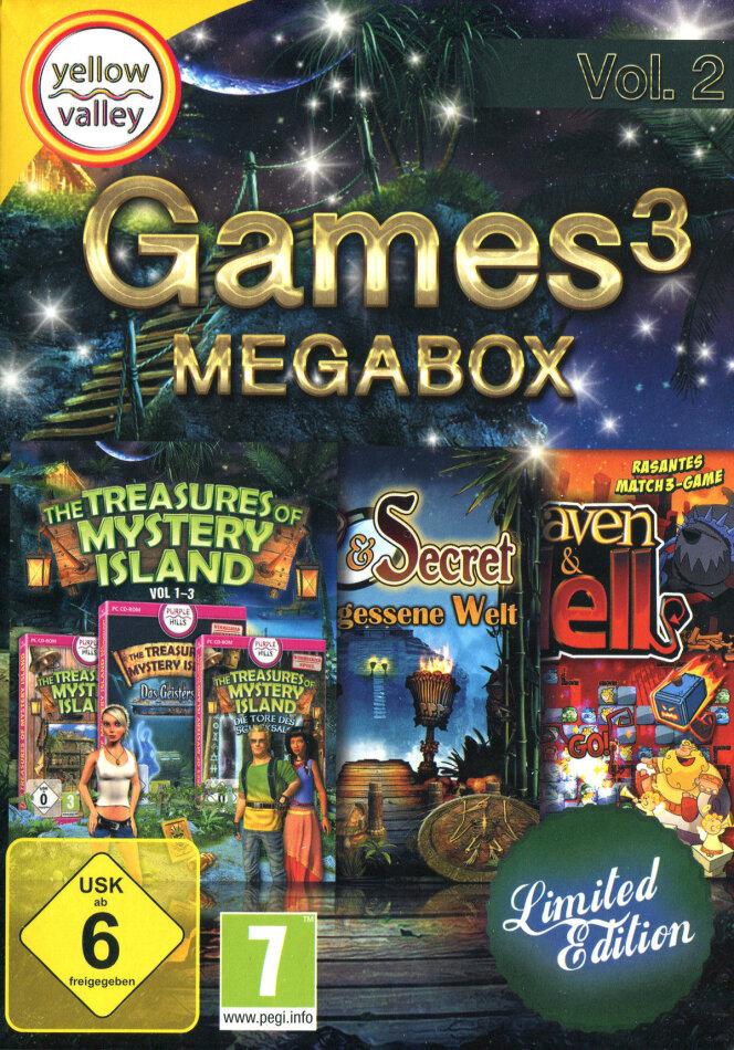 Games 3 Mega Box Vol. 2 (Limited)