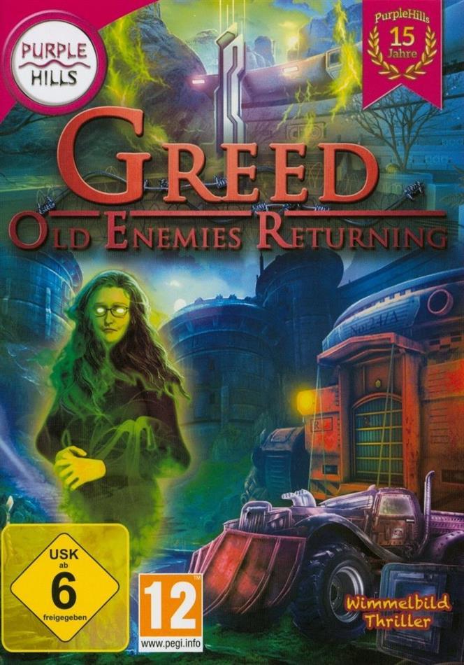 Greed 3 - Old Enemies Returning