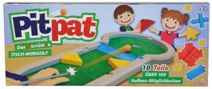 Games & More: Pitpat - Tisch-Minigolf
