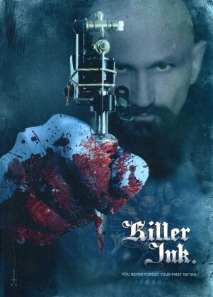 Killer Ink. (2015) (Cover A, Extended Edition, Limited Edition, Mediabook, Uncut)