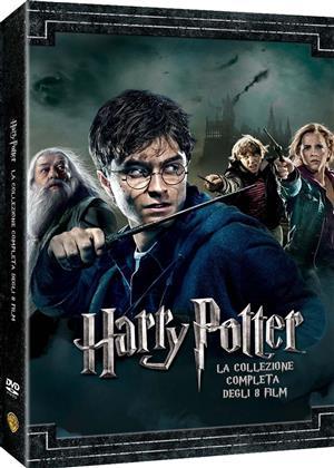 Harry Potter 1 - 7 - La collezione completa (Neuauflage, 8 DVDs)