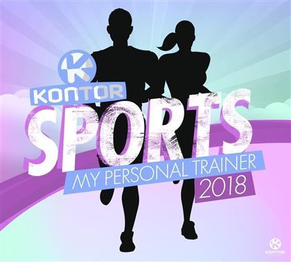 Kontor - Sports 2018 (2 CDs)