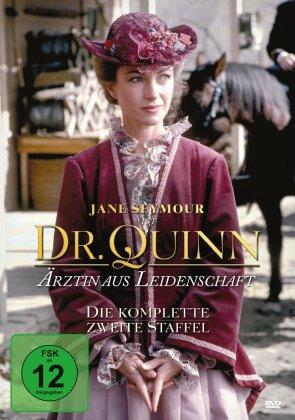 Dr. Quinn - Ärztin aus Leidenschaft - Staffel 2 (6 DVDs)