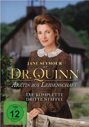 Dr. Quinn - Ärztin aus Leidenschaft - Staffel 3 (6 DVDs)