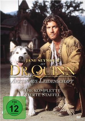 Dr. Quinn - Ärztin aus Leidenschaft - Staffel 4 (7 DVDs)