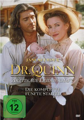 Dr. Quinn - Ärztin aus Leidenschaft - Staffel 5 (7 DVDs)