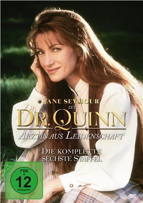 Dr. Quinn - Ärztin aus Leidenschaft - Staffel 6 (6 DVDs)