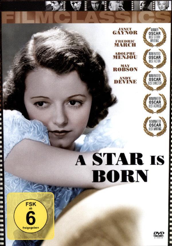 A Star is born (1937) (Filmclassics)