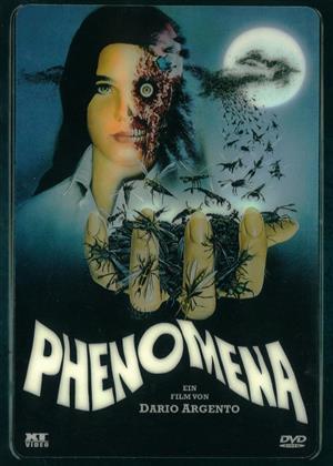 Phenomena (1985) (Metal-Pack)