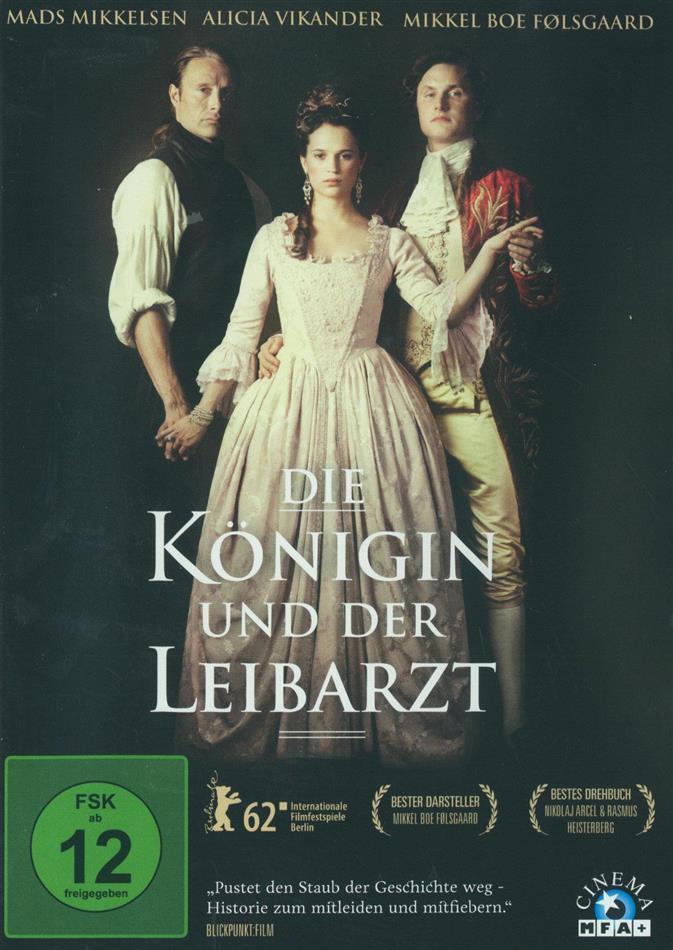 Die Königin und der Leibarzt (2012)