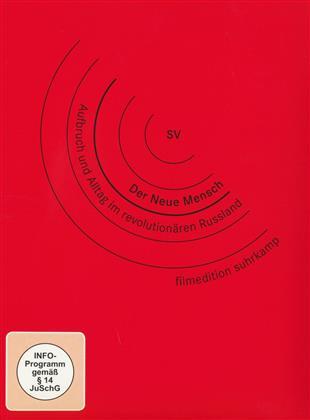Der Neue Mensch - Aufbruch und Alltag im revolutionären Russland (s/w, 2 DVDs)