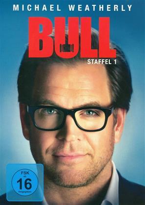 Bull - Staffel 1 (6 DVDs)