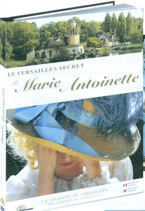 Le Versailles secret de Marie-Antoinette (Digibook)