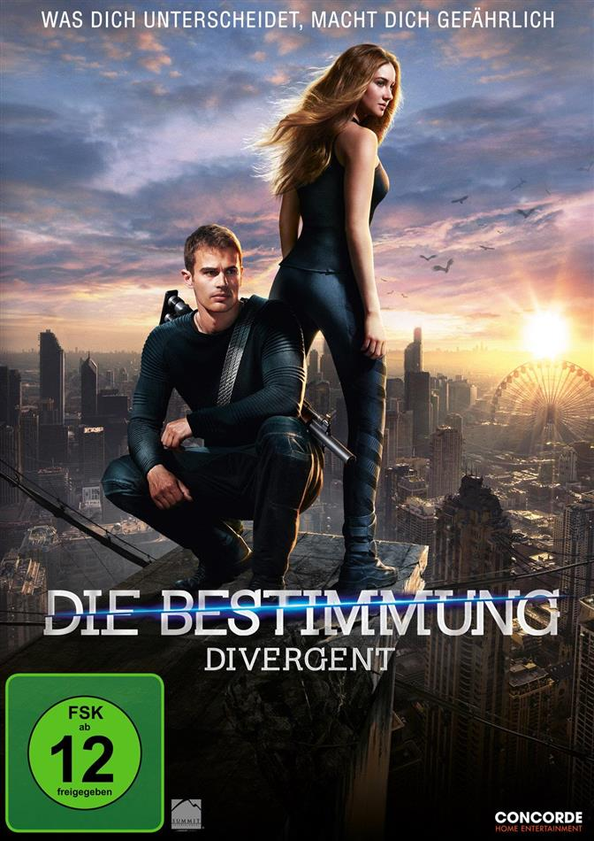 Die Bestimmung - Divergent - Fan Edition [2 DVDs] (2014)