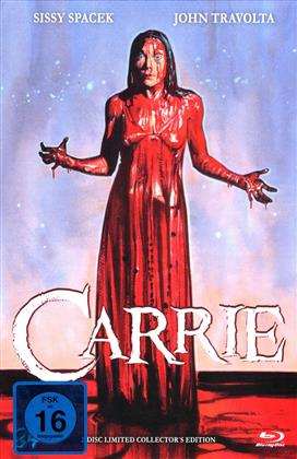 Carrie - Des Satans jüngste Tochter (1976) (Limited Collector's Edition, Blu-ray + DVD)