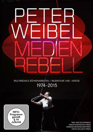 Peter Weibel - Medienrebell (2 DVDs)